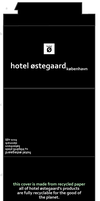 Hotel Ostegaard :: Towel cover by wimwim
