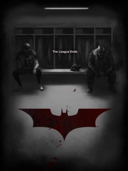 The Dark Knight Rises : The League Ends by pati88
