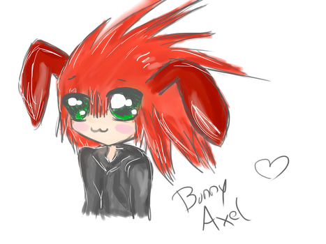 ~Bunny Axel~ by Sammy-Shota-Prince