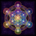 Fruit of Life - Metatron's Cube II by Lilyas