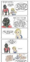 Christopher prefers the fear 2 by Amberedge57