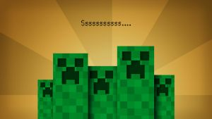'Creepers' Wallpaper by ChaosBolt