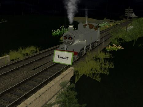 Timothy Ghost Engine - 0425