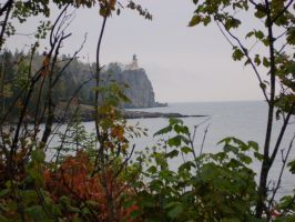 Split Rock Lighthouse State by Starsabovememn