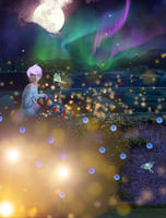 Enchanted Night by SybilThorn