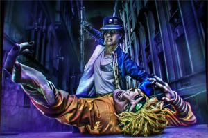 DIO 10 by drkitsune