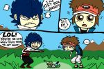 Pokemon Black and White 2 - Battle!!! by ISZK-tv
