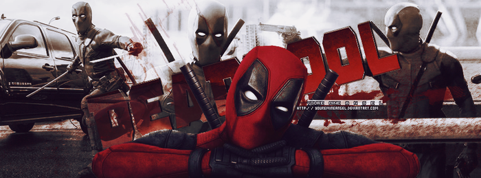 Portada-Deadpool by YoureMineAngel