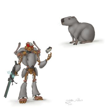 RatTrap by Owl-Robot
