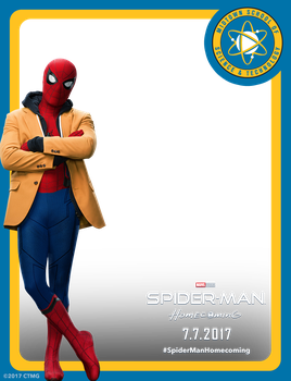Spiderman Homecoming Filters #4 by LaxXter