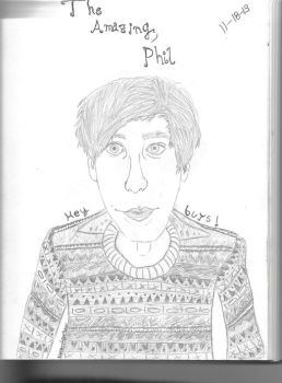 The Amazing Phil by RomioneShipper4Ever