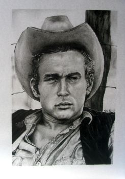 James Dean by LadyovBelial