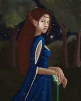 Elf - My impression by Angband
