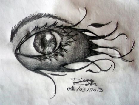 Eye by DyannaC