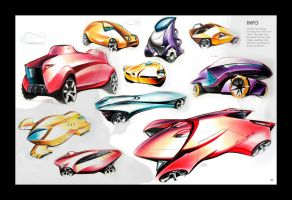 Cars as Things by TonyWcK