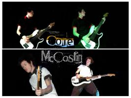 Cone McCaslin from Sum 41 by drowns