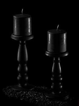 Twin candles by TheodorAndersson