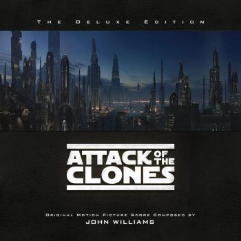 Star Wars: Attack of the Clones (Deluxe Edition) by anakin022