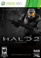 Halo 2: Anniversary Edition by DANYVADERDAY