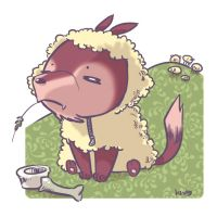 Kive 3.  in Sheep's clothing by Manidiforbice