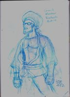 (4M) Bushido Brown (sketch) by KOR-Design