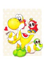 Care Yoshi by PaperLillie