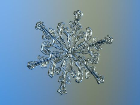 Snowflake n.2 13-Feb-2017 by ChaoticMind75