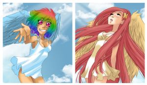 MLP - Angels of Harmony by ZOE-Productions