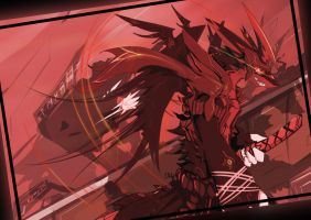 DevilRay - Bloodlust by dragoon86