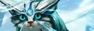 Water Carbuncle-eyes By M0zch0ps by m0zch0ps
