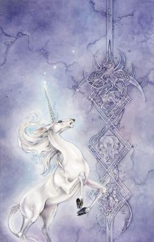 The First Last Unicorn by puimun