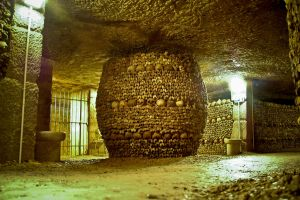 Catacombs of Paris by milanko