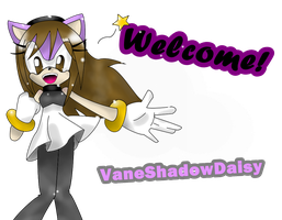 my new ID :D by VaneShadowDaisy