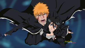 Strawberry Save the Death ~ Bleach by TheMuseumOfJeanette
