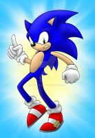 Sonic the Hedgehog by DreamBex