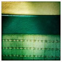 Leather and Soundwaves by atfruth