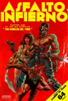 ASFALTO INFIERNO by RalphNiese