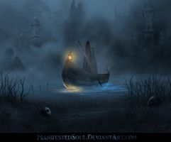 The Ferryman by ManifestedSoul