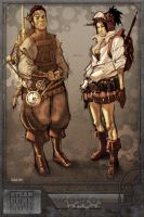 steam punk love by your-fathers-belt