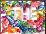 The - Paper quilling by Abstract-Anomaly