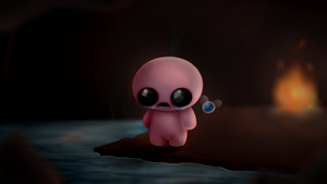 Binding of Isaac: Rebirth by Mylithia
