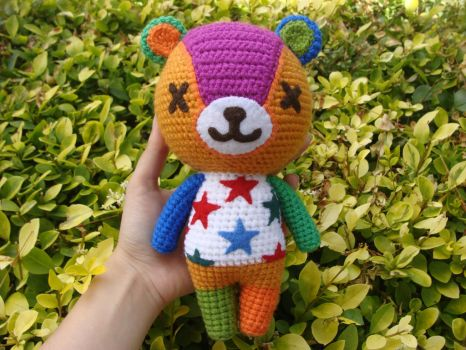 Stitches (Animal Crossing) by camilaccd