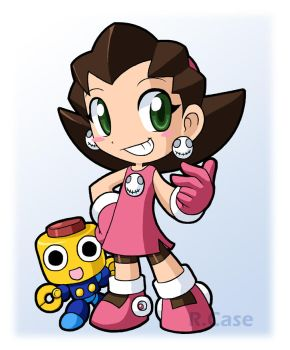 Tron Bonne Powered Up by rongs1234
