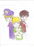 TheRunawayGuys: Let's Play Mario Party 3 by Midnigtartist