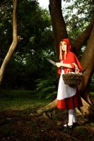 Little Red Riding Hood by Ellensmere