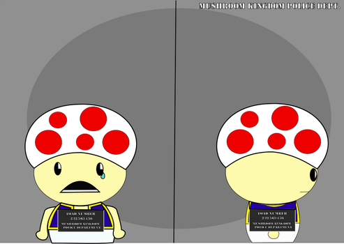 Toad by theannnoyinggeek