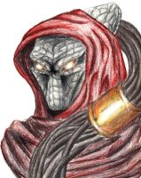 Portrait of a Judicator by admiral-squee