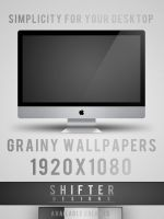Simple Grainy Wallpaper Pack by Shifter99