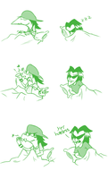 Oh, Snake... by Exmortalis