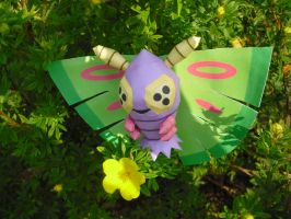 Dustox papercraft by TimBauer92